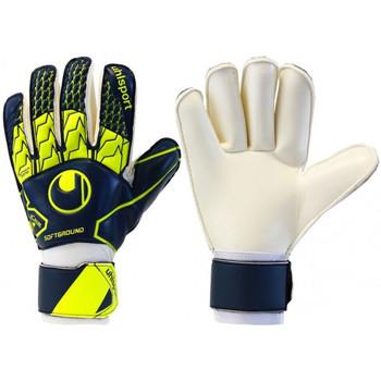 Accessoires Damen Handschuhe Uhlsport 101110401 Gelb