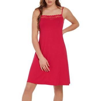 Kleidung Damen Pyjamas/ Nachthemden Lisca Evelyn  Babydoll Sand