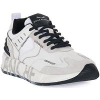 Schuhe Herren Sneaker Low Voile Blanche CLUB15 Bianco