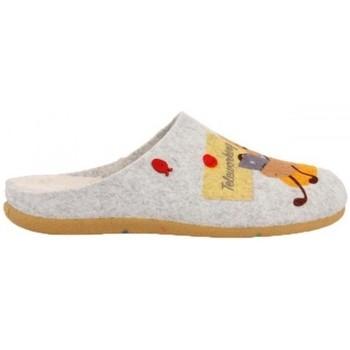 Schuhe Herren Hausschuhe Hot Potatoes ZAPATILLAS DE CASA HOMBRE  64659 Grau