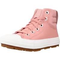 Schuhe Mädchen Sneaker High Converse CTAS BERKSHIRE BOOT HI Rosa