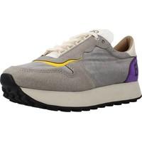 Schuhe Damen Sneaker Low Duuo CALMA HIGH 030 Grau