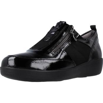 Schuhe Damen Derby-Schuhe & Richelieu Stonefly PASEO IV 24 Schwarz