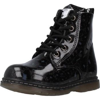 Schuhe Mädchen Stiefel Conguitos LIS13104 Schwarz