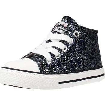Schuhe Mädchen Sneaker High Conguitos LIS14151 Blau
