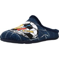 Schuhe Jungen Hausschuhe Chispas 65700084 Blau