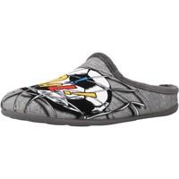 Schuhe Jungen Hausschuhe Chispas 65700084 Grau