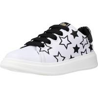 Schuhe Mädchen Sneaker Low Asso AG12503 Weiß