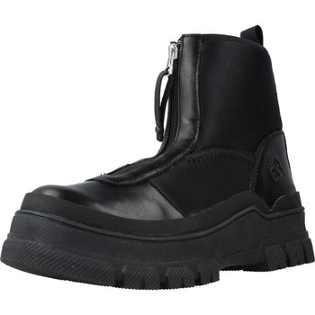 Schuhe Damen Low Boots Apepazza SHAYLA Schwarz