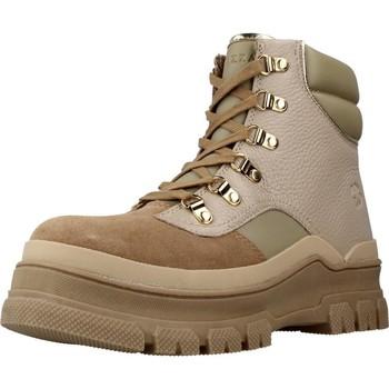 Schuhe Damen Low Boots Apepazza SUZE Brown