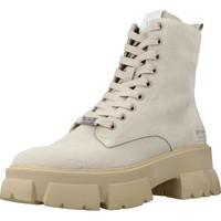 Schuhe Damen Low Boots Steve Madden TANKER Beige