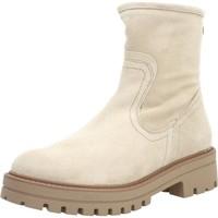 Schuhe Damen Low Boots Porronet 4312P Beige