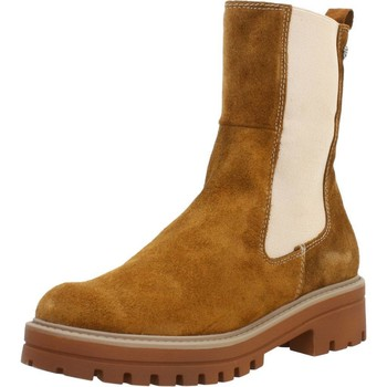 Schuhe Damen Low Boots Porronet 4313P Brown