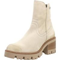 Schuhe Damen Low Boots Porronet 4343P Beige