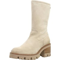 Schuhe Damen Stiefel Porronet 4347P Beige