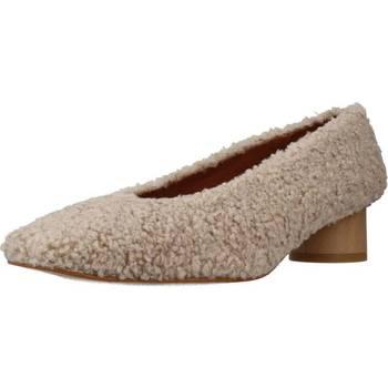 Schuhe Damen Pumps Angel Alarcon 21527 276H Beige