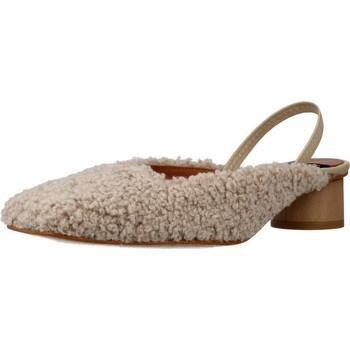 Schuhe Damen Pumps Angel Alarcon 21528 276H Beige