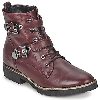 Schuhe Damen Boots Carvela SIMMY Bordeaux