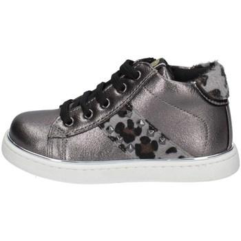 Schuhe Mädchen Sneaker Low Asso AG-12681 Braun