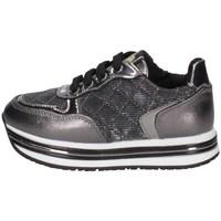 Schuhe Mädchen Sneaker Low Asso AG-12632 Braun