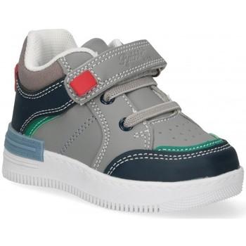 Schuhe Jungen Sneaker Low Bubble 58899 grau