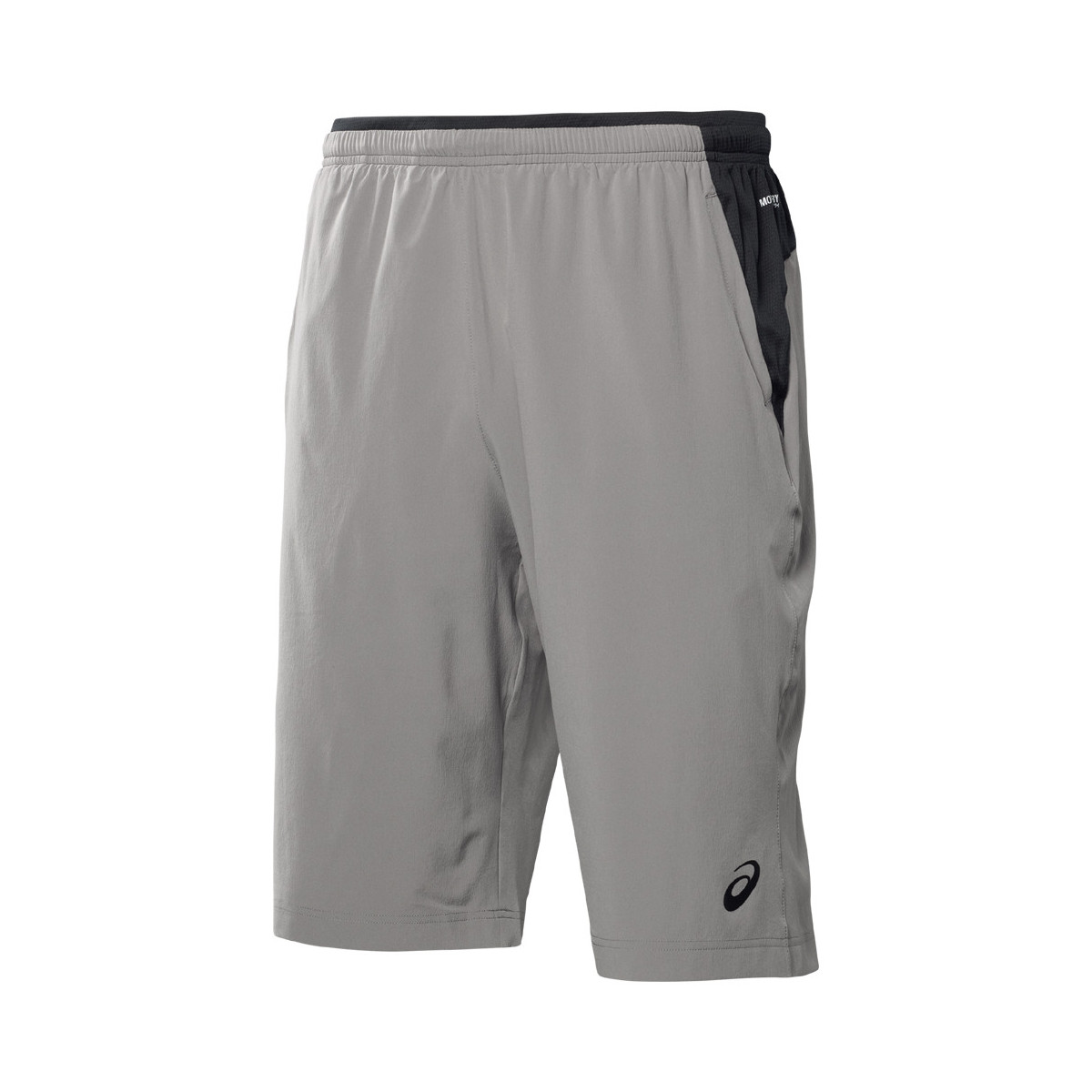 Asics Performance Long Woven Short grau