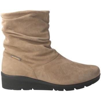 Schuhe Damen Low Boots Mephisto  Beige