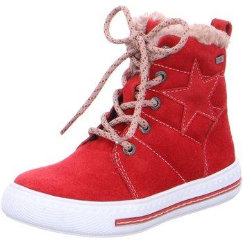 Schuhe Mädchen Stiefel Salamander Schnuerstiefel WIEBKE-TEX 3355002-23 rot
