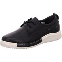 Schuhe Damen Derby-Schuhe & Richelieu Gemini Schnuerschuhe ANILINA SCHNUERSCHUH 393900-02-092** schwarz