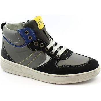 Schuhe Kinder Sneaker High Balocchi BAL-I21-612739-CA-b Grigio