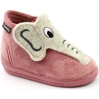 Schuhe Kinder Hausschuhe Cienta CIE-CCC-132045-142 Rosa