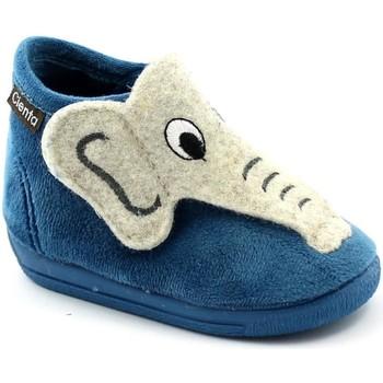 Schuhe Kinder Hausschuhe Cienta CIE-CCC-132045-29 Blu