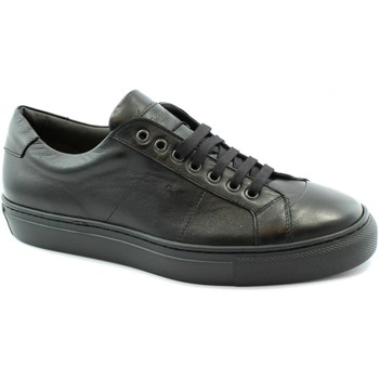 Schuhe Herren Sneaker Low Franco Fedele FED-I21-2607-NE Nero