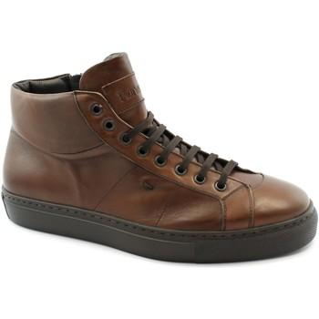 Schuhe Herren Sneaker High Franco Fedele FED-I21-832-MA Marrone