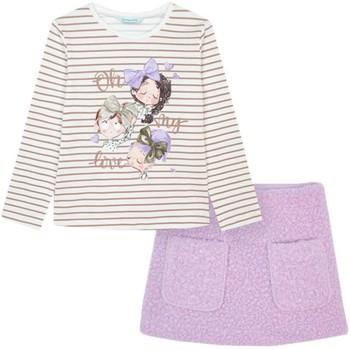 Kleidung Mädchen Shorts / Bermudas Mayoral  Violeta