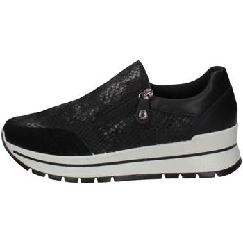 Schuhe Damen Slip on Imac 807820 Schwarz