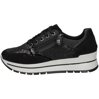 Schuhe Damen Sneaker Low Imac 807830 Schwarz