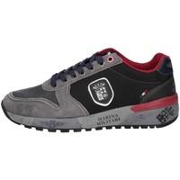 Schuhe Herren Sneaker Low Marina Militare MM2273 Grau