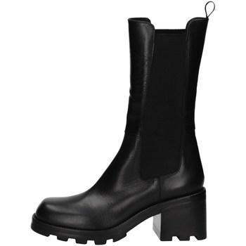 Schuhe Damen Ankle Boots Elena Iachi E2704 Schwarz