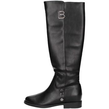 Schuhe Damen Klassische Stiefel Laura Biagiotti 7122 Schwarz