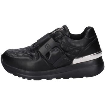 Schuhe Damen Sneaker Low Laura Biagiotti 7021 Schwarz