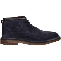 Schuhe Herren Sandalen / Sandaletten Café Noir TE6830 Blau