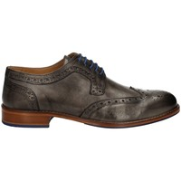 Schuhe Herren Derby-Schuhe Exton 1241 Grau