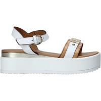 Schuhe Damen Sandalen / Sandaletten Alviero Martini E092 578A Weiß