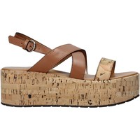 Schuhe Damen Sandalen / Sandaletten Alviero Martini E095 578A Braun