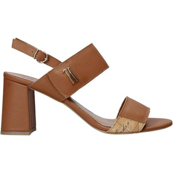 Schuhe Damen Sandalen / Sandaletten Alviero Martini E124 587A Braun