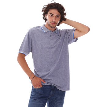 Kleidung Herren Polohemden Navigare NV82127 Blau