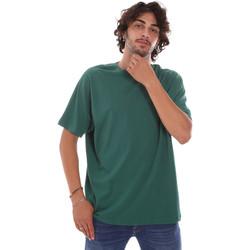 Kleidung Herren T-Shirts Invicta 4451244/U Grün