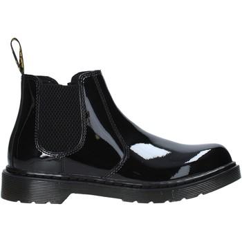 Schuhe Kinder Boots Dr Martens 22993001 Schwarz