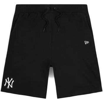 Kleidung Herren Shorts / Bermudas New-Era 12483687 Schwarz